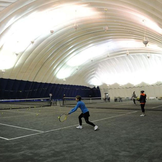 Indoor Clay Courts